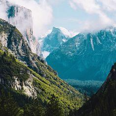 Mountain Vistas // via ravivora