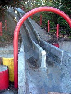Slides in San Fran