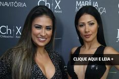Simaria arrasa com decote até o umbigo em show no Rio