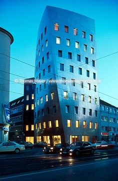 Gehry Tower Hannover.  nice