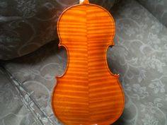 """Violin de autor 4/4 modelo Guarnieri """"IL Cannone""""1743,fino arte en venta."""