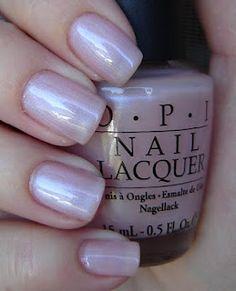 Seraphinaspleasures Opi Rosy Future Favorite No Fuss Nail Polish Color