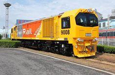 KiwiRail to order more Chinese locomotives - International Railway Journal Rail Transport, Electric Train, Diesel Locomotive, Train Station, New Zealand, Transportation, Around The Worlds, Australia, America