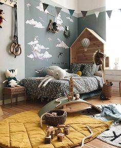 Childrens Beds, Childrens Room Decor, Kids Decor, Kids Room Design, Home Design, Design Ideas, Interior Design, Modern Interior, Bath Design