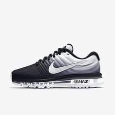best service 43fd8 72a8a Chaussure Nike Air Max 2017 Homme Noir Blanc
