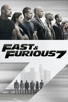 The Fast And The Furious, Fast & Furious ( Volume 7 )