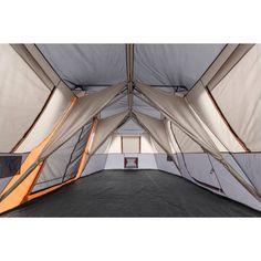 Ozark Trail Instant 20u0027 x 10u0027 Cabin C&ing Tent Sleeps 12 - Walmart  sc 1 st  Pinterest & USA???????!! ?????? ???????? 9?? ...