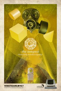 LOST DHARMA Initiative stations The Tempest