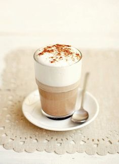 cappucino ~ the perfect drink!