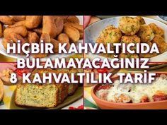 8 Different Recipes for Breakfast you will not find in any Kahvaltıcı the same . Slow Food, Breakfast Items, Breakfast Recipes, Atkins, Fast Food, Diet Snacks, Diet Motivation, Diet Plans To Lose Weight, Different Recipes