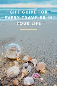 A gift guide for every traveler in your life!