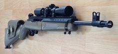 Ruger Takedown Scout Rifle | Flickr - Photo Sharing!