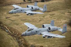 Warthog A-10 Thunderbolt