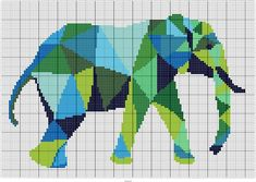 Stitch Fiddle is an online crochet, knitting and cross stitch pattern maker. Stitch Fiddle is an online crochet, knitting and cross stitch pattern maker.,ELEPHANT Stitch Fiddle is an online crochet, knitting and cross stitch. Cross Stitch Pattern Maker, Cross Stitch Art, Cross Stitch Borders, Cross Stitch Animals, Modern Cross Stitch Patterns, Cross Stitch Designs, Cross Stitching, Cross Stitch Embroidery, Elephant Cross Stitch