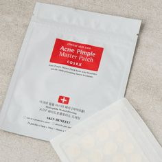 Rank & Style - Cosrx Acne Pimple Master Patch #rankandstyle