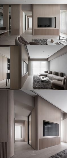 Living Room Modern, My Living Room, Home And Living, Living Room Designs, White House Interior, Interior Design Kitchen, Modern Interior Design, Hotel Bedroom Design, Minimalist Apartment