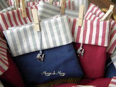 sacchetti porta confetti con collanina