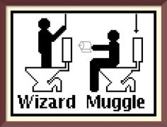 Harry Potter Cross Stitch Pattern: Bathroom funny humor Needlepoint Embroidery Custom Design Request Buy Two Patterns Get a Third FREE!