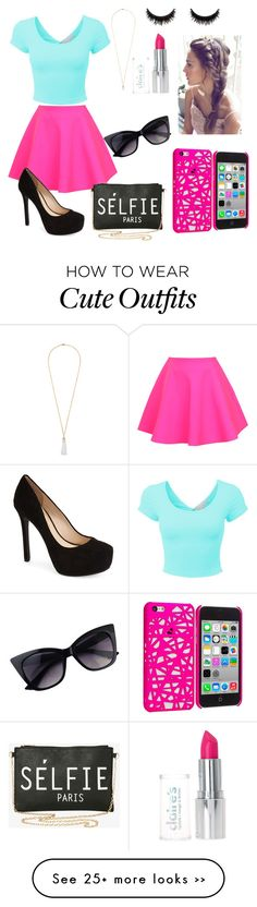 """Cute summer outfit"" by gbryant8741 on Polyvore"