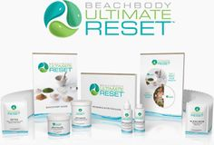 """If you're feeling tired and sluggish, give yourself a comprehensive inner-body tune-up. In just 21 days, the Ultimate Reset™ can help you gently restore your body to its optimal """"factory settings,"""" to help you have more energy and greater focus, enjoy better digestion, lose weight, and reclaim your overall health.  beachbodycoach.com/gallegost"""