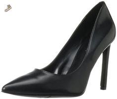 Nine West Women's Tatiana Dress Pump,Black Leather,6.5 M US - Nine west pumps for women (*Amazon Partner-Link)