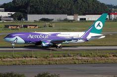 AeroSur Boeing B767-300 (Sharko)