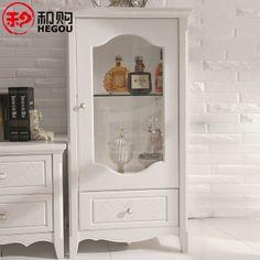 Idílico y comprar licor muebles gabinete gabinete decorativa coreana combinado gabinete vino sola puerta gabinete vino vitrinas 9193