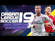 UCL - Dream League Soccer 2019 Android HD Graphics and Hassaan RealReal Madrid Real Madrid Android Mobile Games, Free Android Games, Fifa Games, Soccer Games, Fifa World Cup Game, Ronaldo, Liga Soccer, Offline Games, Soccer League