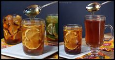 Check out this fantastic home remedy based on traditional medicines for coughs and sore throats used since ancient times. These are easy-to-make, delicious natural syrups with ingredients that have been reported to have a whole host of additional health benefits! :)