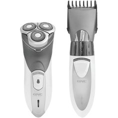 Gnc Wet And Dry Rechargeable Shave & Clip
