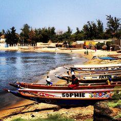 "Comment: marscagimon said ""#boat #sea #beach #africa #vacations #travel #senegal"""