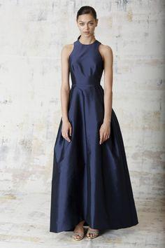 Monique Lhuillier Spring 2015 Bridesmaids Collection