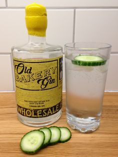 Old Bakery Gin review | Gin A Ding Ding