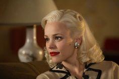 "A platinum blonde Rachel McAdams in ""Married Life,"" 2007"