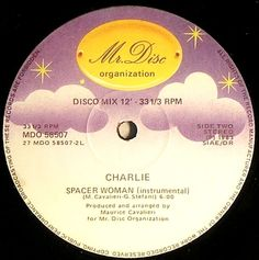 http://www.discogs.com/Charlie-Spacer-Woman/release/26115