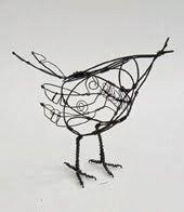 wire bird Jill Walker