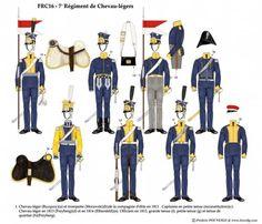 80. 7e Régiment de Chevau-légers-lanciers - Empire Histofig - Le site de jeu d'histoire