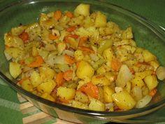 Dugo mi niko nije servirao ukusniji ručak nego moja prijateljica danas. Sastojci 1 kg krompira 1 veza šargarepe 1 celer… more →