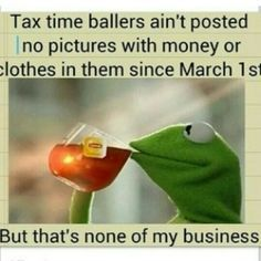 kermit the frog none of my business - Google Search
