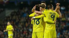 @Villarreal Cédric #Bakambu bien vale unas #Semifinales. Los de Marcelino vencen con claridad y van a por la #EuropaLeague #9ine