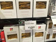 Huge news, #plantain lovers - Miss Marjorie's Steel Drum Plantains are now available at Whole Foods Market South Lake Union and Redmond! #plantainchips #healthysnack