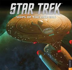 Star Trek Mark Your Calendars!