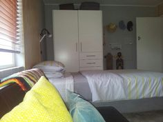 Harri's new room