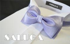 7406f7af9a3 Pánsky motýlek fialový   Zboží prodejce SALUGA
