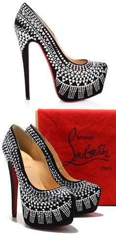 Save up to off , LOVE it This is my dream Christian Louboutin Shoes! Christian Louboutin Outlet only Dream Shoes, Crazy Shoes, Me Too Shoes, Pretty Shoes, Beautiful Shoes, Christian Louboutin Outlet, Red High Heels, Hot Shoes, Shoes Heels