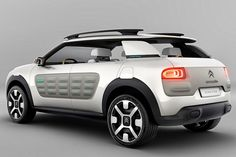 2014 Citroen Cactus Prices, Photos