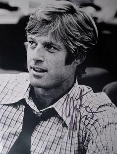 Robert Redford de los más atractivos
