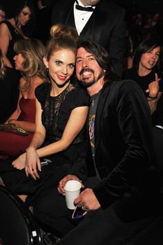 Image result for dave grohl wife