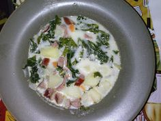 OLIVE GARDEN SOUP RECIPES: Zuppa Toscana