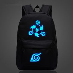 FVIP 2017 Naruto Backpack Japan Anime Printing School Bag for Teenagers Cartoon Travel Rucksack Nylon Mochila Galaxia